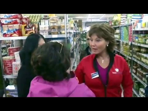 Woman behind viral exchange with Christy Clark on new fame