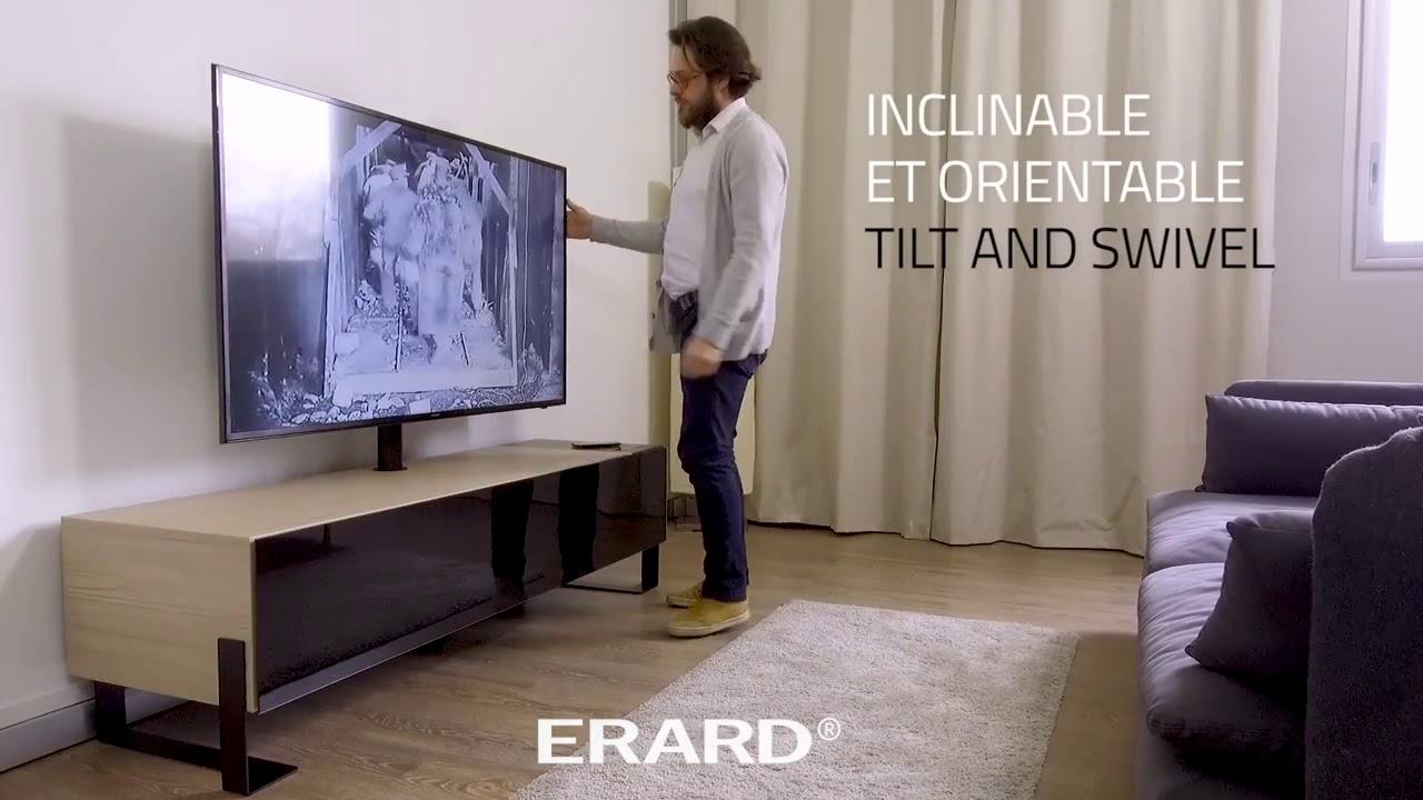nouveau style 346ae 21f1f Erard Naga - Nouvelle gamme de meubles TV Erard