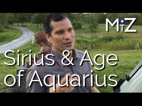 Sirius, Binary Systems, Precession, Age of Aquarius, & More - Interview with Isaac Rodriguez