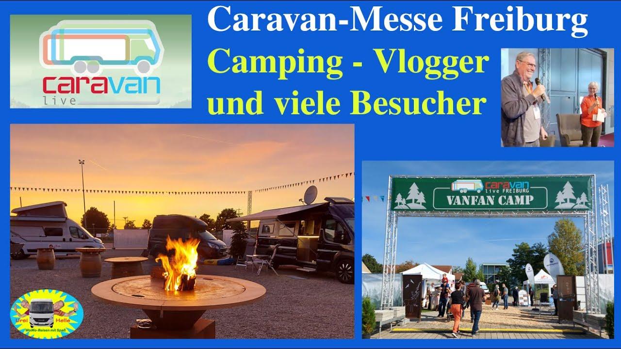 Caravan-Live Freiburg, Eindrücke von der WoMo- und Campingmesse - # 224