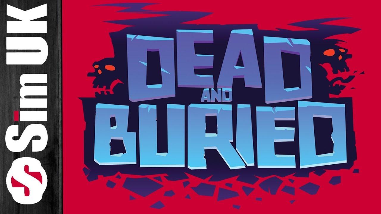 Dead & Buried Gameplay Review (Oculus Rift)