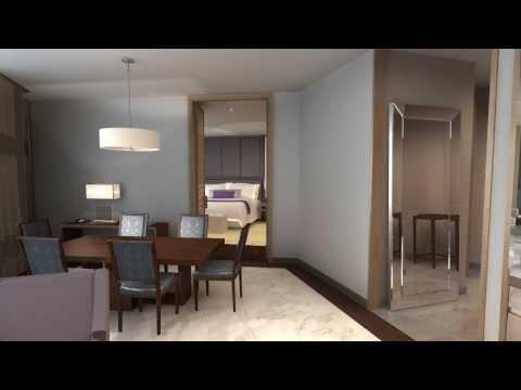 Luxury Suite 360° Tour - The St Regis Mexico City