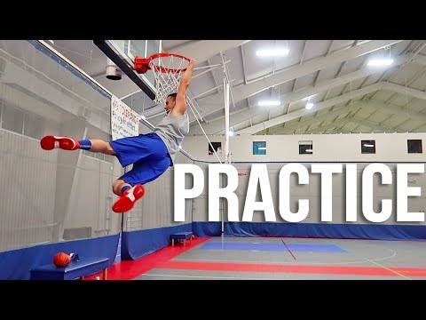 5'7 Dunker – How To Practice Dunking And Jumping