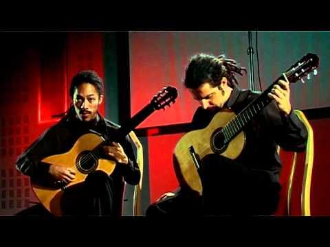 Brasil Guitar Duo - Zanzibar
