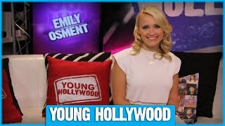 Emily Osment Talks YOUNG & HUNGRY, RAINBOW BRITE, and CLEANERS!