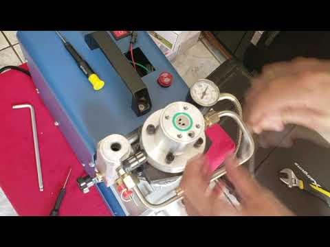 Repeat yong heng compressor arrived broken by Bison Workshop