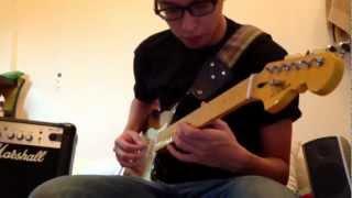 Cha (E-guitar cover)