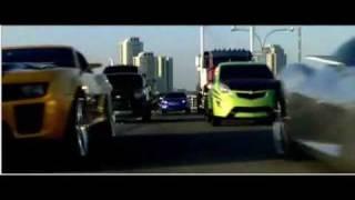 Transformers 2 cars