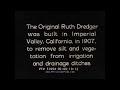 1930s RUTH DREDGING MACHINE PROMOTIONAL FILM  TRENCHING MACHINE 57094