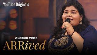 ARRived Audition | Mugdha Hasabnis | #ARRivedSeries