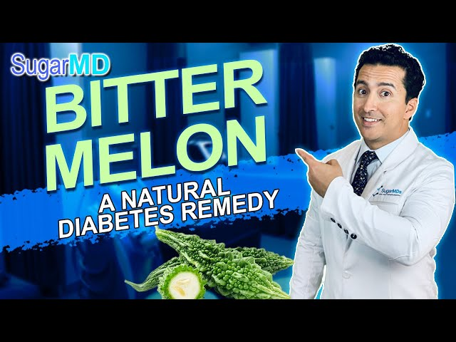Bitter melon for Diabetes: A Real Natural Diabetic Supplement?