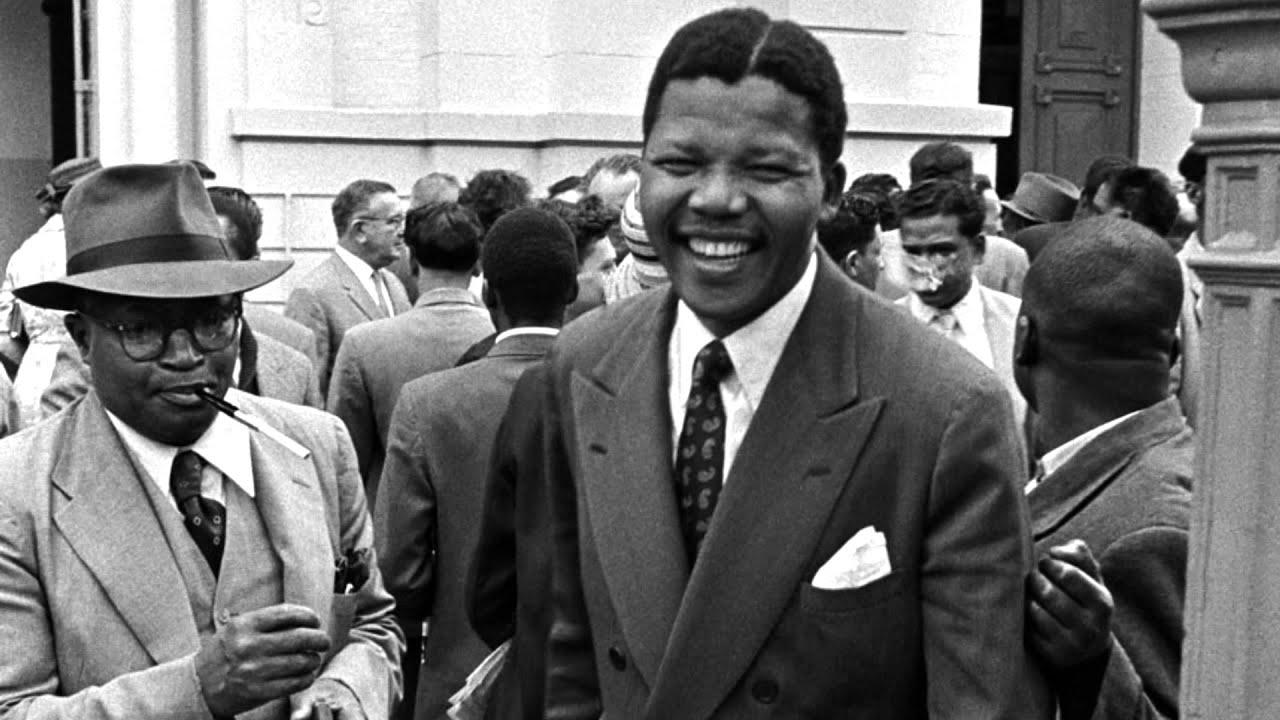Free Nelson Mandela Janne Lrkedahl Youtube
