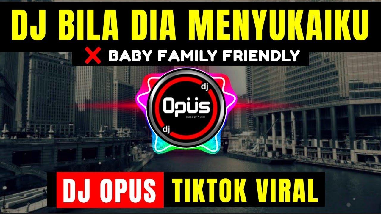 DJ BILA DIA MENYUKAIKU x BABY FAMILY FRIENDLY ♫ LAGU TIK TOK TERBARU REMIX ORIGINAL 2021
