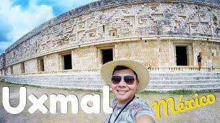 VISITANDO UXMAL, YUCATÁN ︱ México ︱ De Viaje con Armando