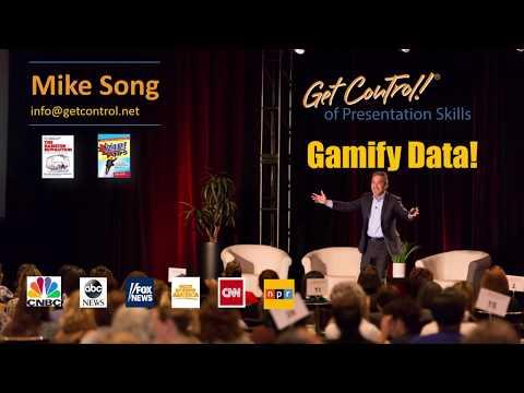Best Presentation Skills Tip: Gamify Data Slides