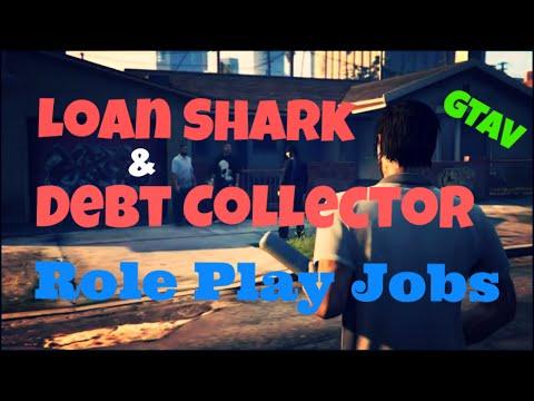 GTA V Online: Loan Shark & Debt Collector (Role Play Jobs) - YouTube