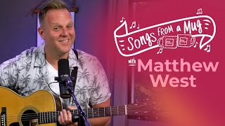 "Matthew West Raps Skee-Lo & Creates Biblical Parody of ""Let's Get it On"" in Songs From a Mug"