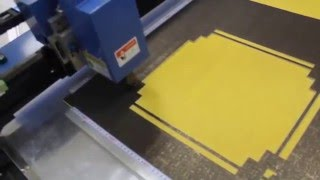 digital cutter table / CNC / mat cutter for sale /mak cutter