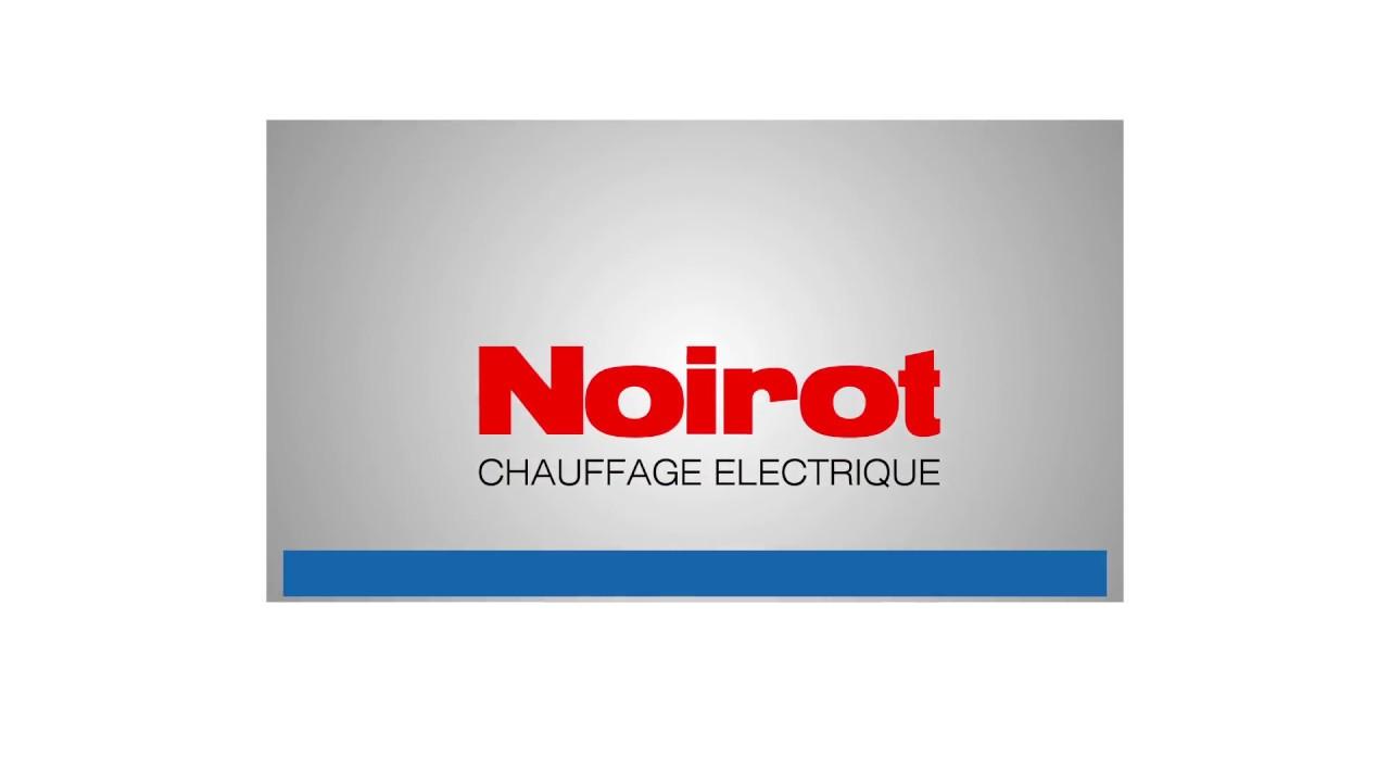 Конвектор Noirot Spot E-3 - YouTube
