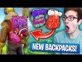 How To CHANGE YOUR BACKPACK In Fortnite: Battle Royale! (HUGE NEW UPDATE - Back Blings!)