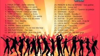 Dj Prevy Slo & Cro Mix 2013 (oktober)