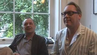 Shooting Stars = Interview with Vic and Bob