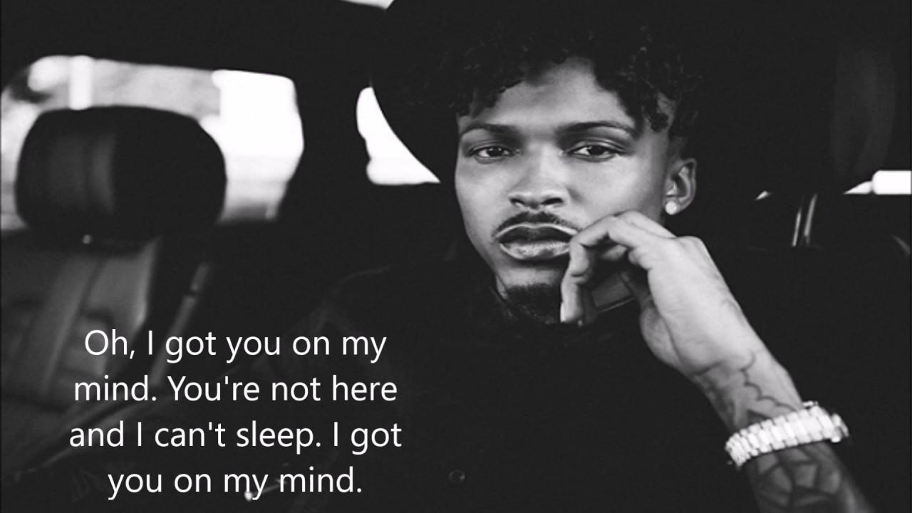 Download August Alsina Drugs Lyrics Video