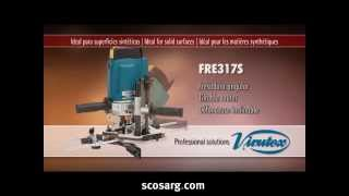 Virutex FRE317 Tilting Router | scott+sargeant woodworking machinery
