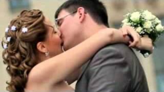 свадебный клип из фото СУПЕР!!!