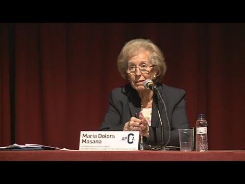 """Conferència """"La llibertat d'expressió al nostre entorn"""", a càrrec de Maria Dolors Masana"""