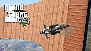 GTA 5 - INSANE TECHNICAL MOTO RACE | w/ Albert Beck