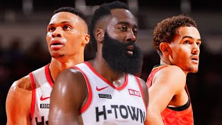 Houston Rockets vs Atlanta Hawks Full Game Highlights | November 30, 2019-20 NBA Season
