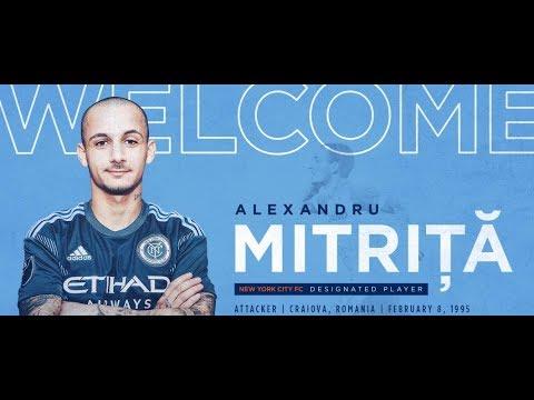 Alexandru MITRITA - All the goals scored for NYC FC!