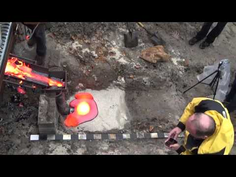 Syracuse University Lava Experiment, Shield Volcano