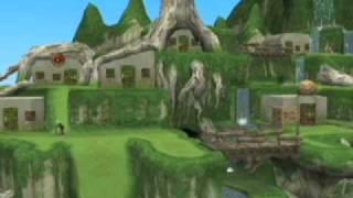 Pokemon Colosseum- Agate Village