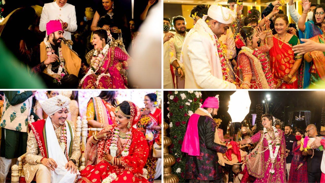 Fun Gujju Wedding Compilation | Kaun Bethega | Gujju Weddings | Weddings 2021