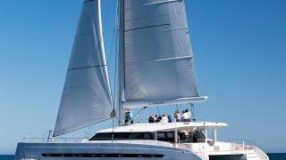 A walk around the Open Ocean 740 Performance Cruising Catamaran