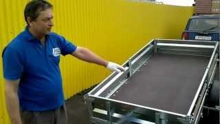 Прицеп грузовой для легковых автомобилей AvtoS АС23AB(, 2012-07-07T09:28:57.000Z)