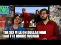 The Six Million Dollar Man And The Bionic Woman - Geek Crash Course video