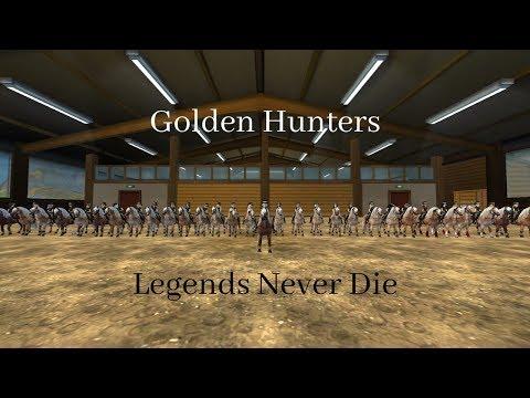 [+13] Legends Never Die II Musikvideo II Golden Hunters [SSO]