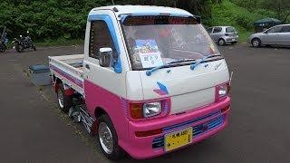 DAIHATSU HIJET Custom car  ダイハツ ハイゼット クレージュ仕様 カスタムカー