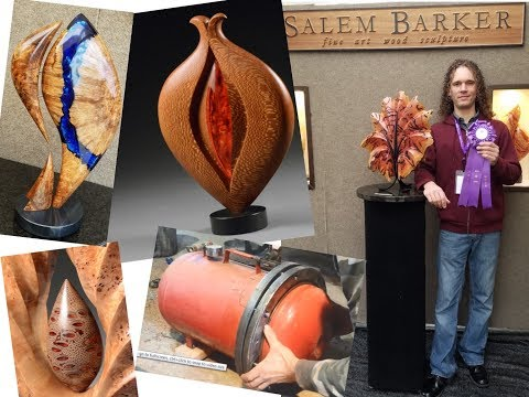 Making Resin Cast Sculpture and a Pressure Tank/Vessel