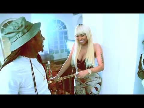 Nicki Minaj High School Ft. Lil Wayne Behind The Scenes