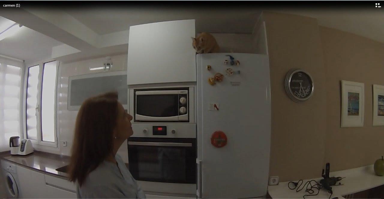 Adaptar un mueble en la parte de arriba del frigorifico - Que poner encima de una comoda ...