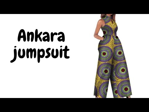 Jumpsuit Cutting And Sewing