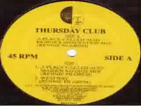 Thursday Club - A Place Called Acid (Rennie's Acid Indigesti