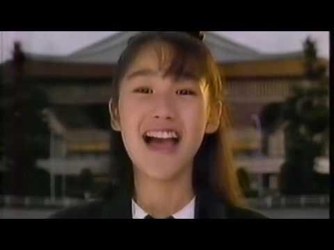アイワ『シュトラッサー』 CM 【河田純子】 1988/11
