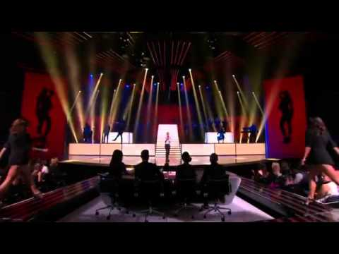 Olly Murs sings Troublemaker - Live Week 7 - The X Factor UK 2012.