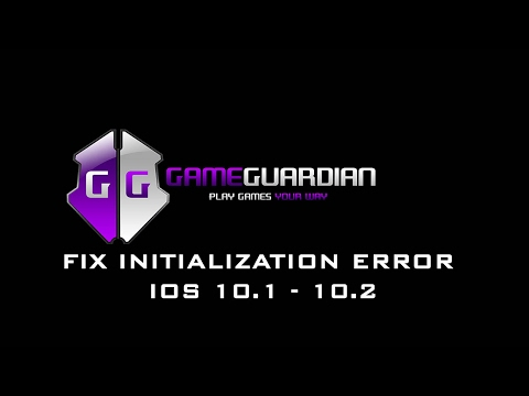 Fix IGAMEGUARDIAN IOS 10.1 - 10.2 Updated Repo