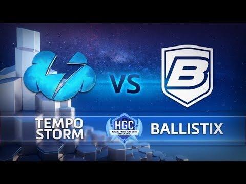 Tempo Storm vs Ballistix vod